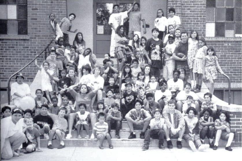 CCU Yearbook 93-94